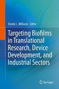 Cover Targeting Biofilms in Translational Research, Device Development, and Industrial Sectors