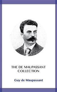 Cover The de Maupassant Collection