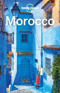 Cover Lonely Planet Morocco