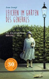 Cover Leichen im Garten des Generals