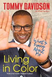 Cover Living in Color: What's Funny About Me