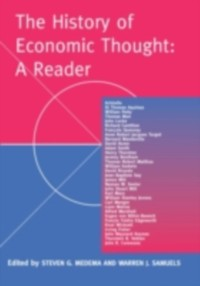 Cover History of Economic Thought: A Reader