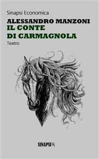 Cover Il conte di Carmagnola