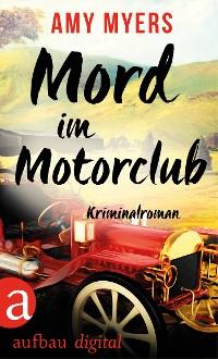 Cover Mord im Motorclub