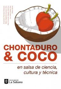 Cover Chontaduro & coco en salsa de ciencia, cultura y técnica