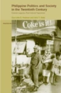 Cover Philippine Politics and Society in the Twentieth Century