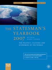 Cover The Statesman's Yearbook 2007