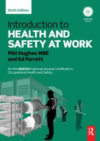Cover Introduction to Health and Safety at Work