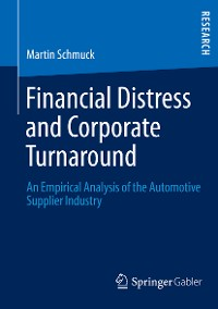 Cover Financial Distress and Corporate Turnaround