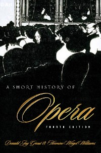 Cover A Short History of Opera