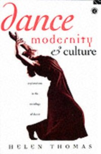 Cover Dance, Modernity and Culture