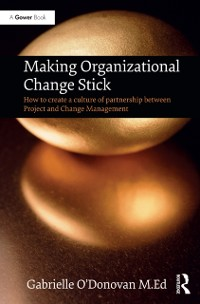 Cover Making Organizational Change Stick