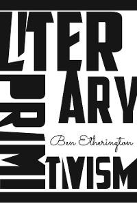 Cover Literary Primitivism