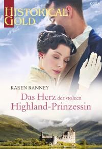 Cover Das Herz der stolzen Highland-Prinzessin