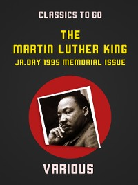 Cover Martin Luther King, Jr. Day, 1995, Memorial Issue