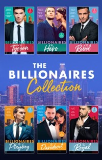 Cover Billionaires Collection (Mills & Boon e-Book Collections)