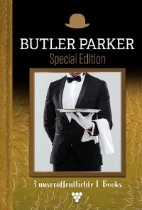 Cover Butler Parker Special Edition – Kriminalroman