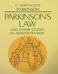 Cover Parkinsons Law and Other Studies in Administration