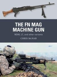 Cover FN MAG Machine Gun