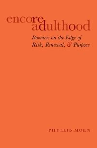 Cover Encore Adulthood