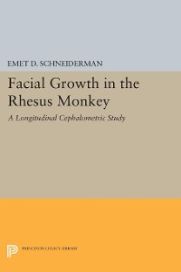 Cover Facial Growth in the Rhesus Monkey