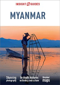Cover Insight Guides Myanmar (Burma)