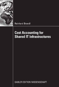 Cover Cost Accounting for Shared IT Infrastructures