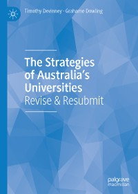 Cover The Strategies of Australia's Universities