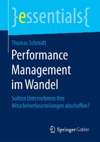 Cover Performance Management im Wandel