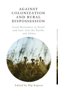 Cover Against Colonization and Rural Dispossession