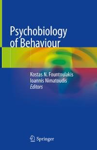 Cover Psychobiology of Behaviour