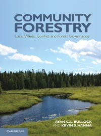 Cover Community Forestry