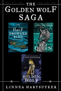 Cover Golden Wolf Saga
