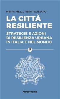 Cover La città resiliente