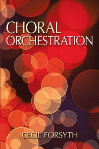 Cover Choral Orchestration