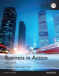 Cover Business in Action, Global Edition