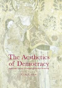 Cover The Aesthetics of Democracy