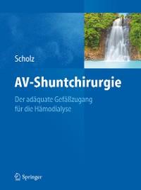 Cover AV-Shuntchirurgie