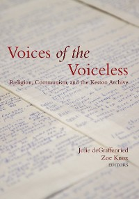 Cover Voices of the Voiceless