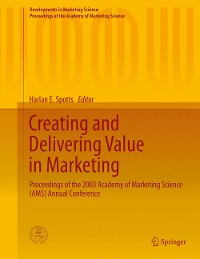 Cover Creating and Delivering Value in Marketing