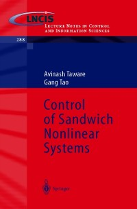 Cover Control of Sandwich Nonlinear Systems