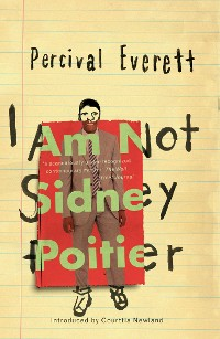 Cover I AM NOT SIDNEY POITIER
