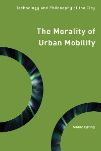 Cover The Morality of Urban Mobility
