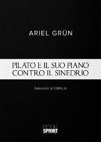 Cover Pilato e il suo piano contro il sinedrio