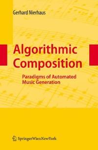 Cover Algorithmic Composition