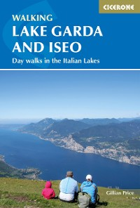 Cover Walking Lake Garda and Iseo