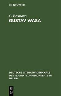 Cover Gustav Wasa