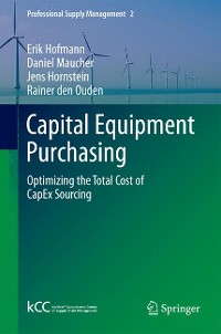 Cover Capital Equipment Purchasing