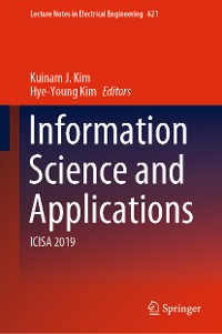 Cover Information Science and Applications
