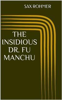 Cover The Insidious Dr. Fu Manchu